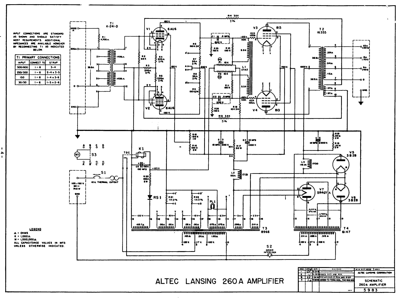 ревербератор венец эхо схема