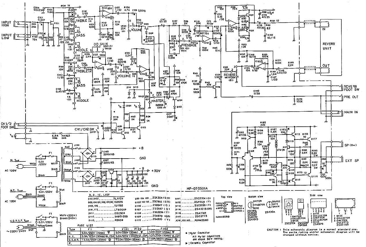 ibanez flanger schematic robot schematic