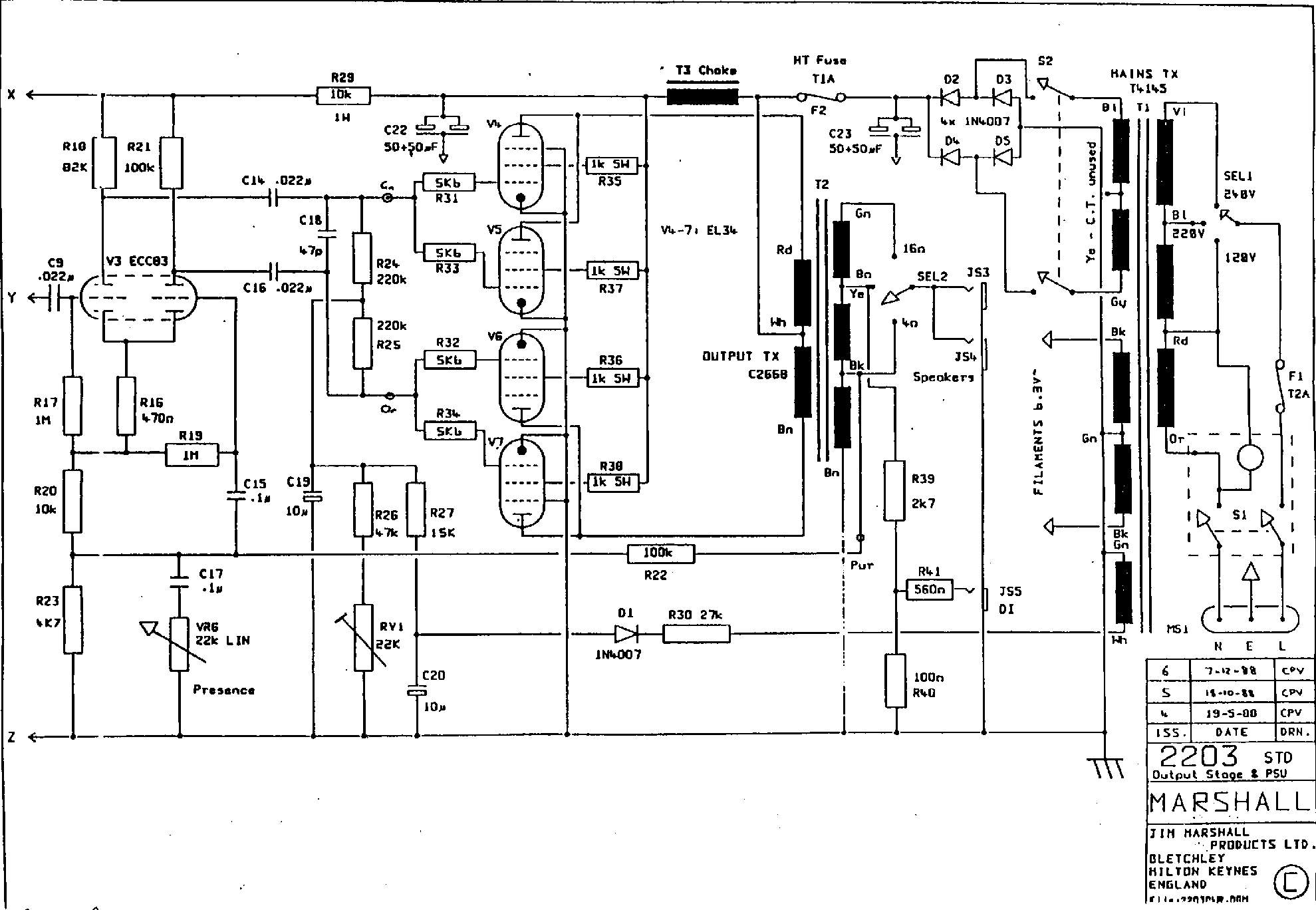 r22 wiring diagram