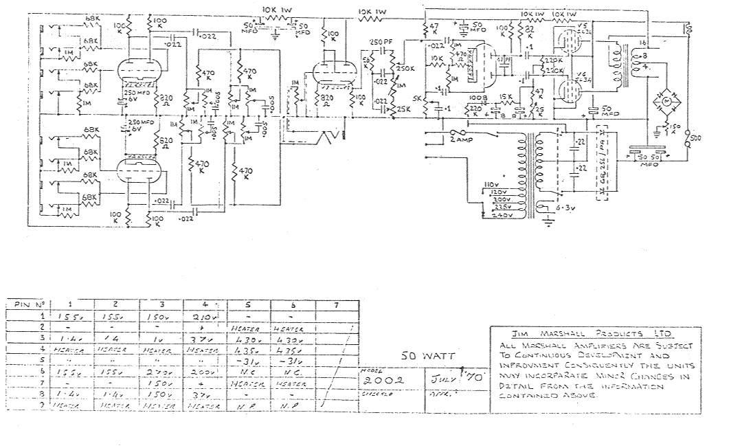 Ламповый (6 ламп) 4х-канальный