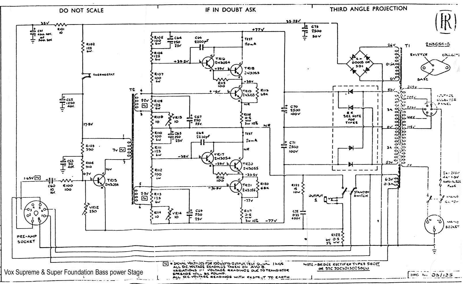 vox escolta lead 30 schematic