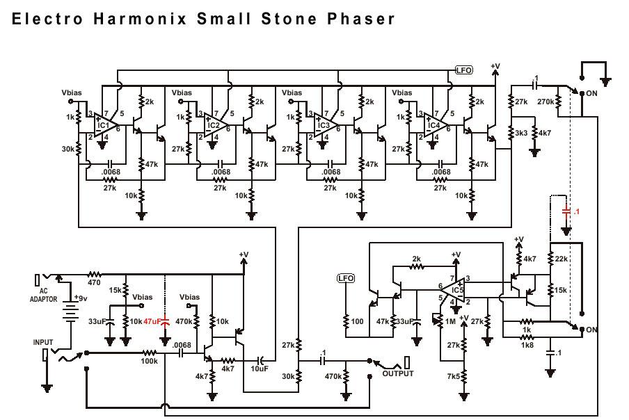 Схема Other-Small Stone phaser