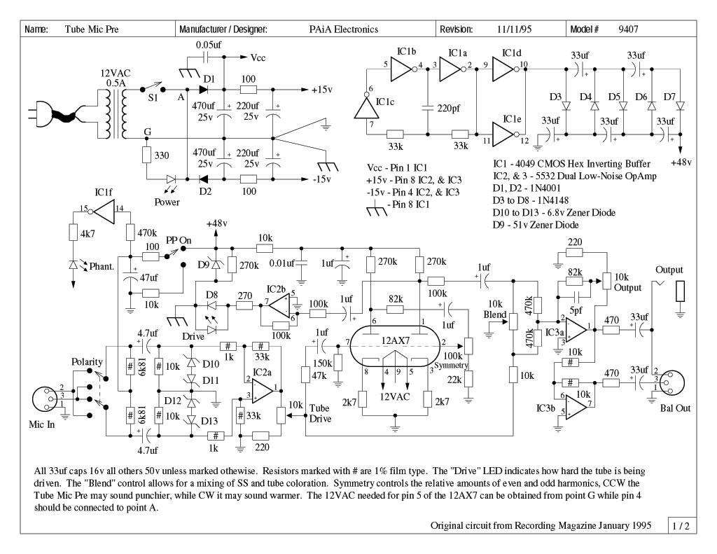 Вокальный, инструментальный.  И почему преамп обязательно ламповый должен быть.  Например гибридная схема снимает...