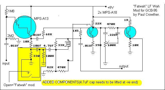Вау-Вау на транзисторах