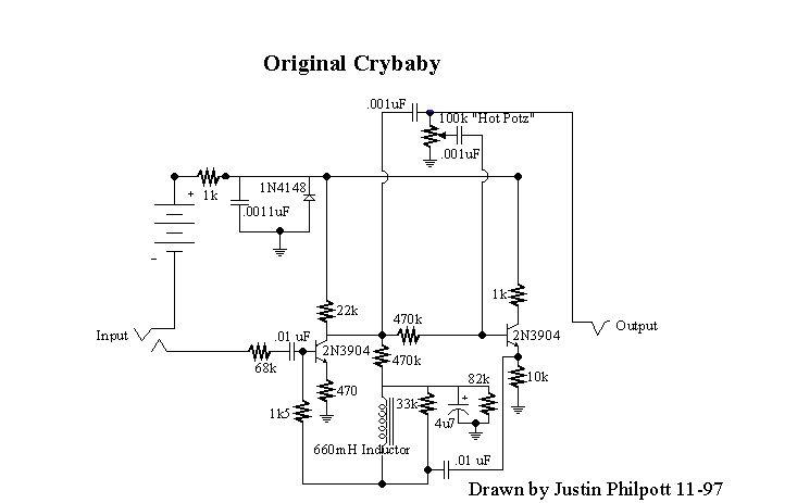 Вау-Вау на транзисторах (2 шт.