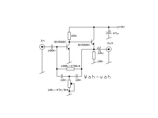 Вау-Вау на транзисторах.