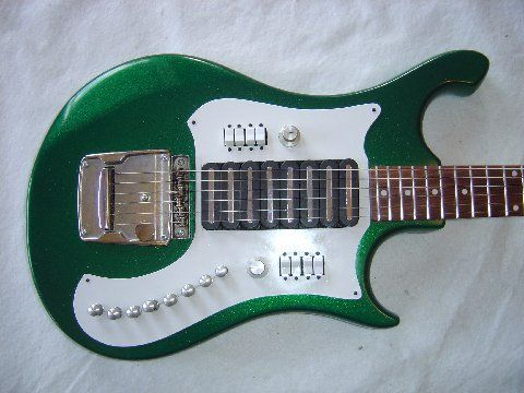 Гитара Урал