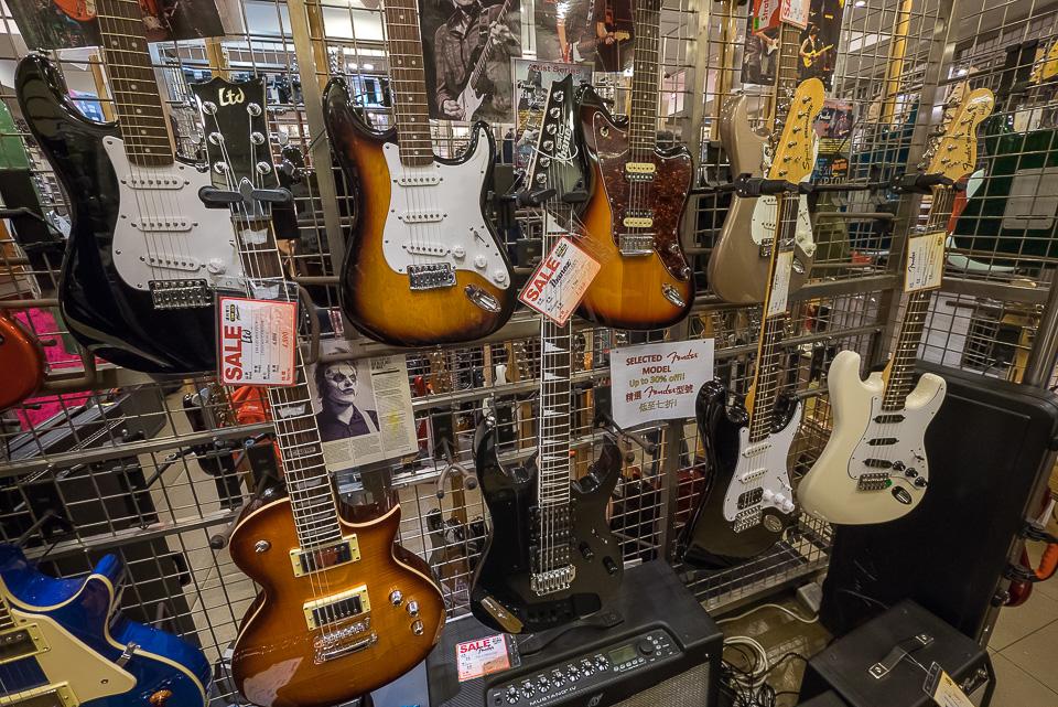 tom lee music shop