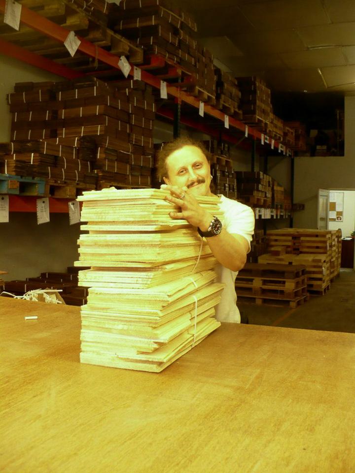 Опыт закупки музыкальной древесины в Испании