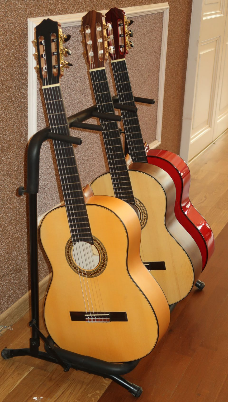 Выставка — концерт мастеровых акустических гитар